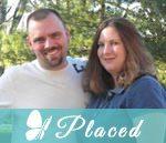 Adoptive Family - Josh and Heather