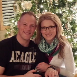 Adoptive Family - Rance & Kristin