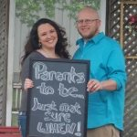 Adoptive Family - Danielle & Cory