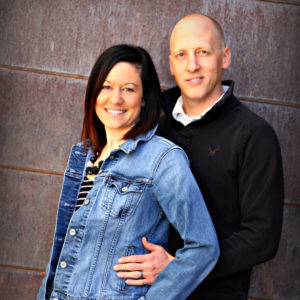 Adoptive Family - Britt & Karl