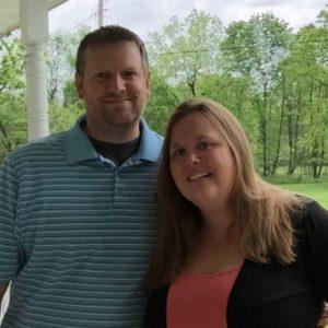 Adoptive Family - Mike and Jillian