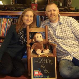 Adoptive Family - Darren & Julie