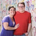 Adoptive Family - Francoise & Jeff