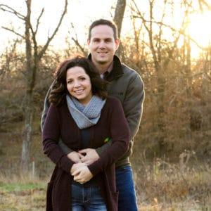 Adoptive Family - Mallory & Alex