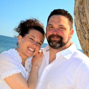 Adoptive Family - Nicole & Monty