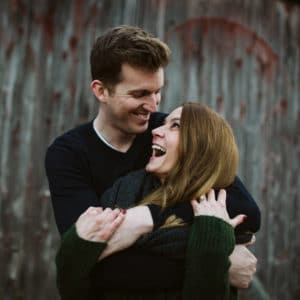 Adoptive Family - Sam & Kaylie