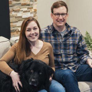 Adoptive Family - Joel & Annie