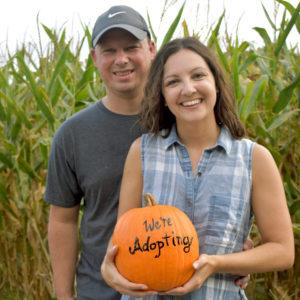 Adoptive Family - Mark & Angela