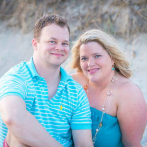 Adoptive Family - Cameron & Amanda