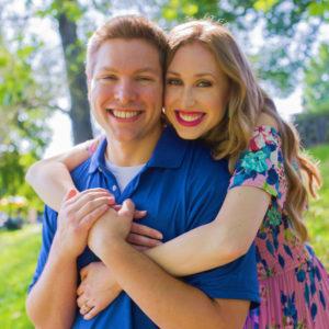 Adoptive Family - Mary & Jake