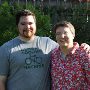 Adoptive Family - Andrew & Sherstin