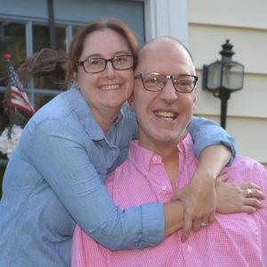 Adoptive Family - Leigh & John