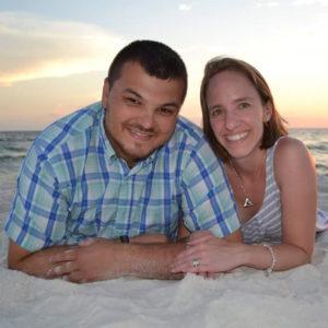 Adoptive Family - Zak & Kristen